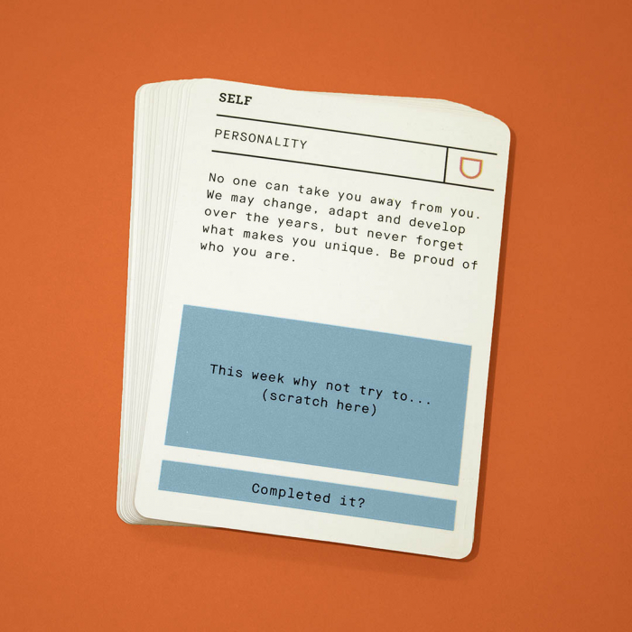 Carduri razuibile Self-care 7