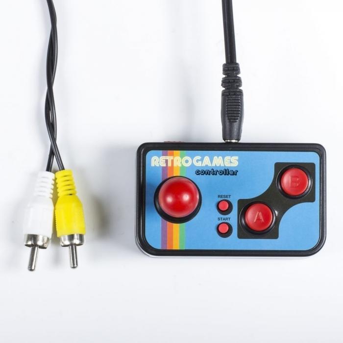 Consola de jocuri vintage, ultra-portabila 5