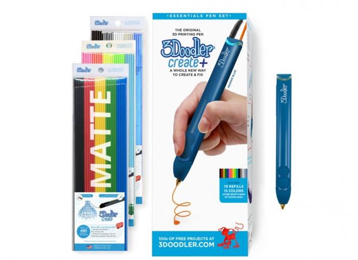 Creion 3D 3Doodler Create+ Essential Set 6