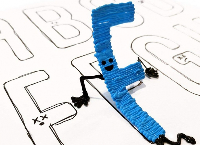 Creion 3D 3Doodler Create+ Essential Set 1