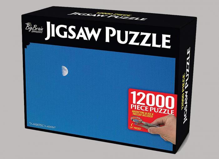 Cutie La Misto - Puzzle 12000 piese 0