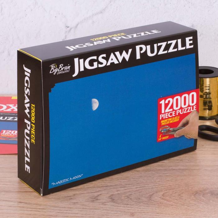 Cutie La Misto - Puzzle 12000 piese 4