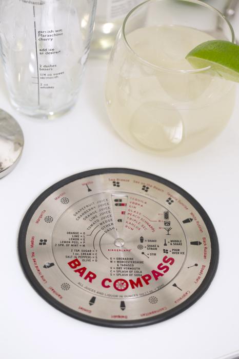 Disc retetar pentru cocktailuri
