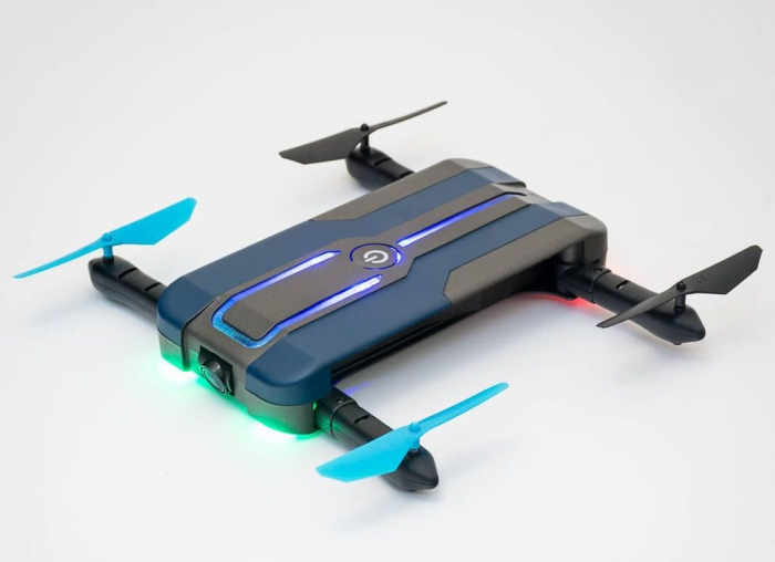 Drona de selfie cu GPS