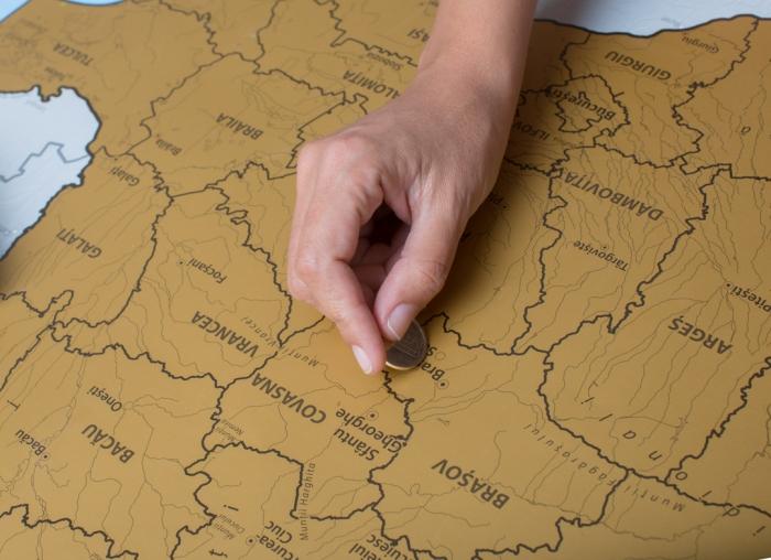 Harta Razuibila a Romaniei 4