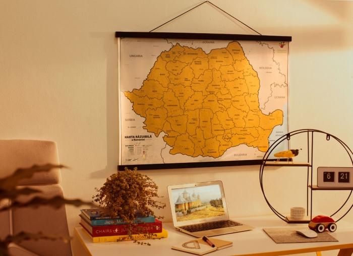 Harta Razuibila a Romaniei 7