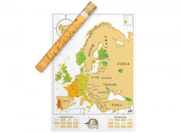 Harta razuibila Europa Mea 3