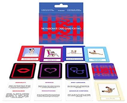 Joc de carti erotic Pofta de fantezie