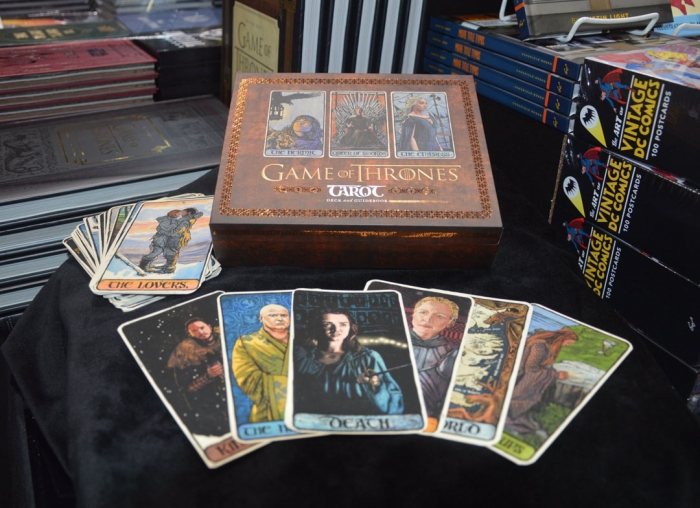 Joc Tarot Game of Thrones 0