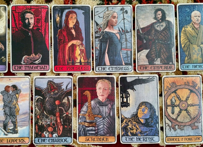Joc Tarot Game of Thrones 2