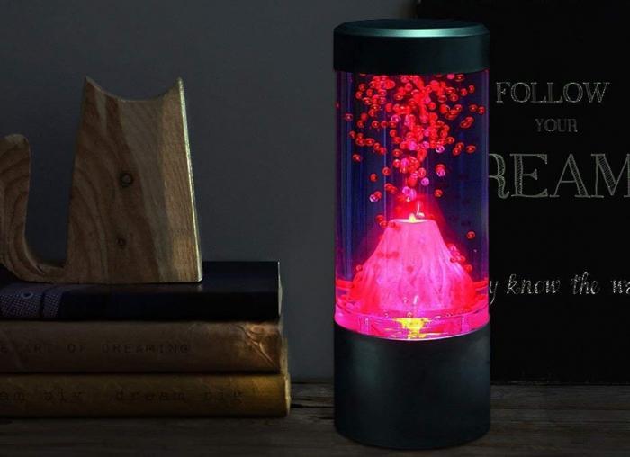 Lampa mini vulcan 0