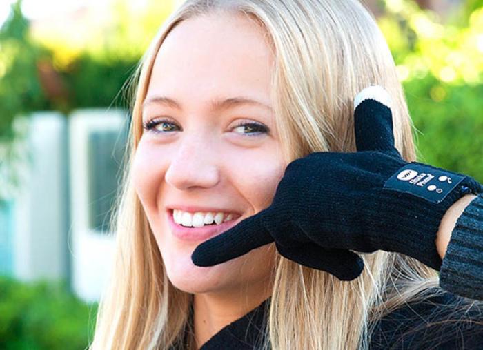 Manusi cu Bluetooth pentru sezonul rece 0
