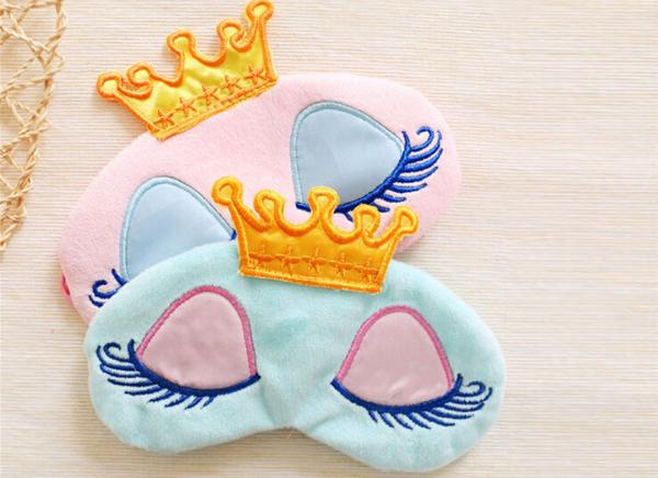 Masca de dormit Printesa 3