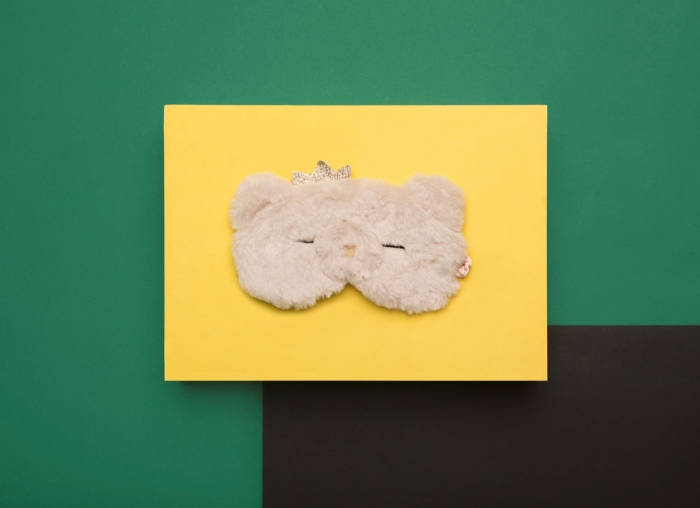 Masca de dormit Ursulet Somnoros 1