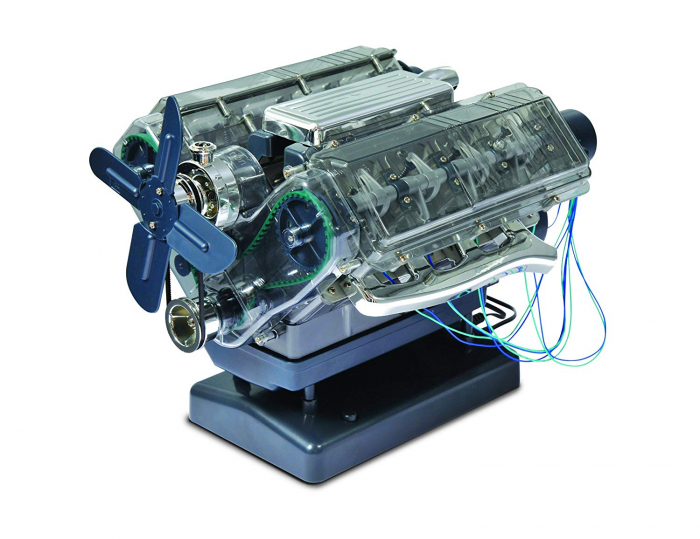 Motor V8 - DYI 0