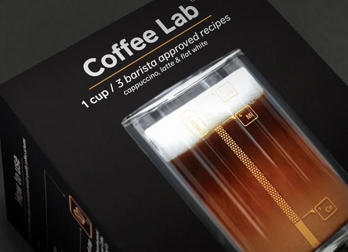 Pahar cu proportii pentru cafea 5