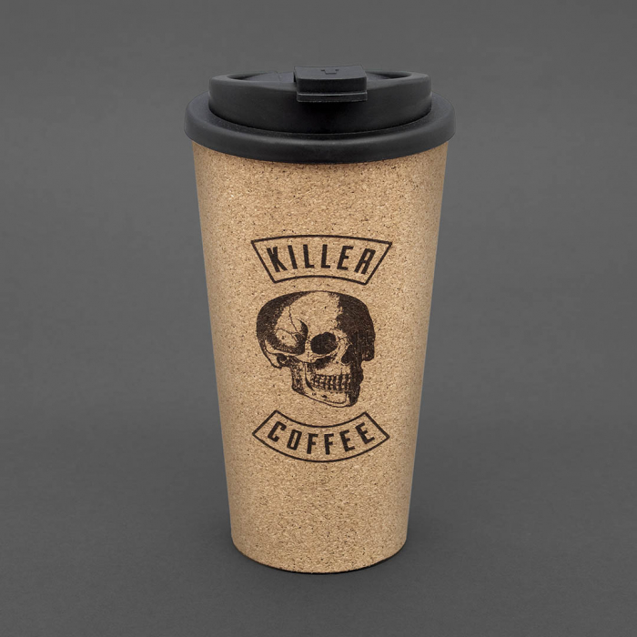 Pahar de pluta Killer Coffee 3