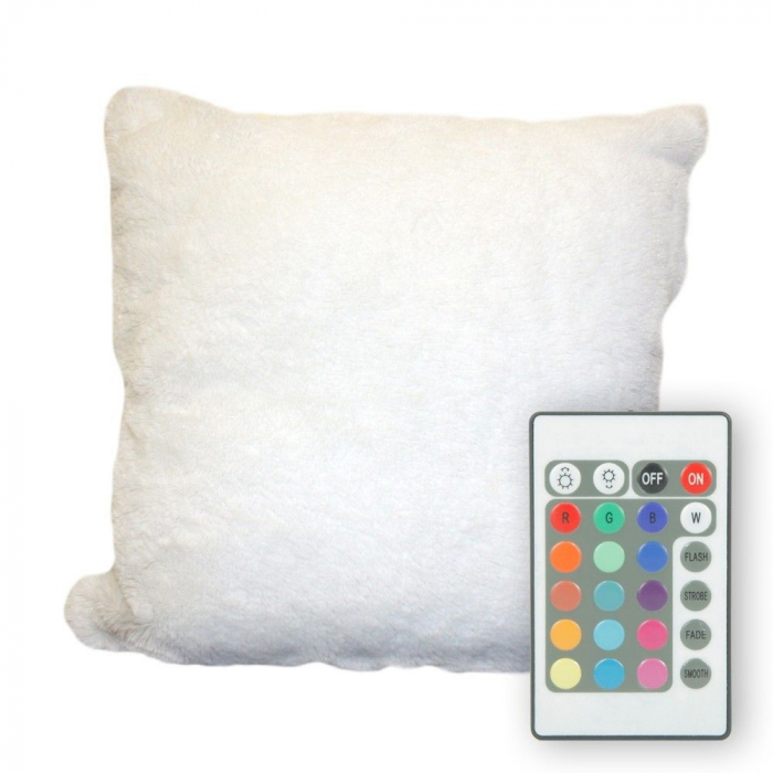 Perna Moonlight Cushion cu telecomanda 6