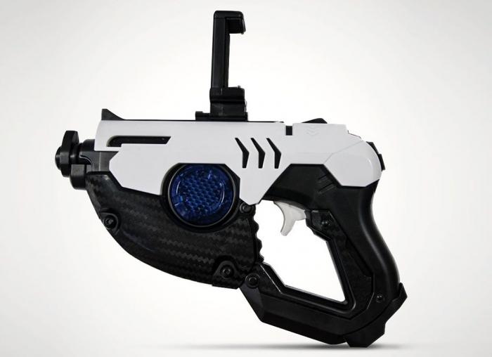 Pistol Super AR pentru jocuri pe telefon