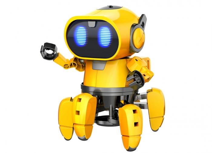Robot interactiv Tobbie 3