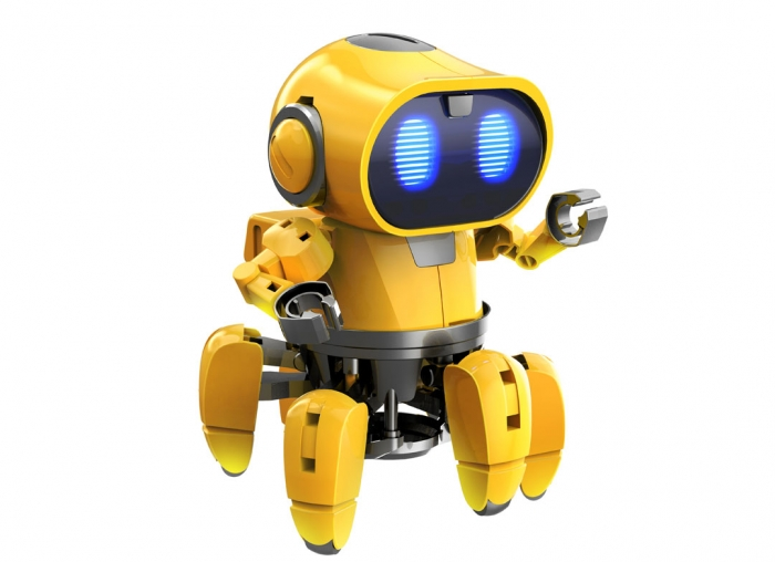 Robot interactiv Tobbie 2