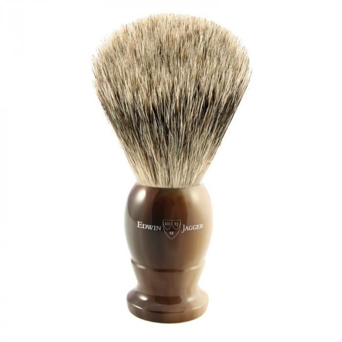 Set cadou barbati pentru barbierit 3 piese Light Horn Mach3, Edwin Jagger 5