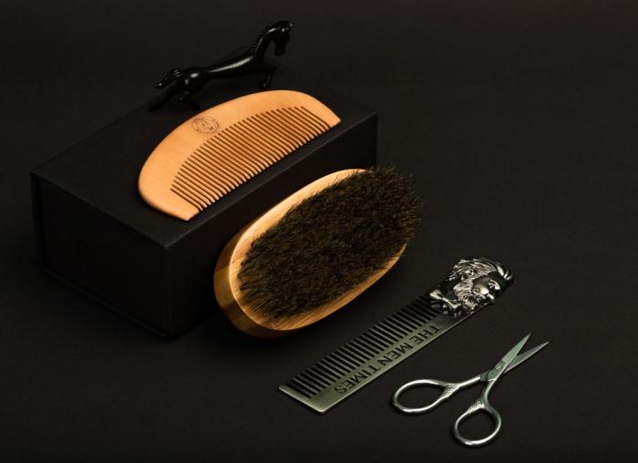 Set cadou barbierit de lux 4 piese 1