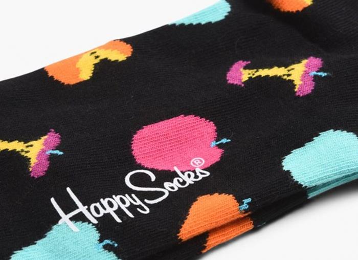 Sosete Happy Socks Apple 2