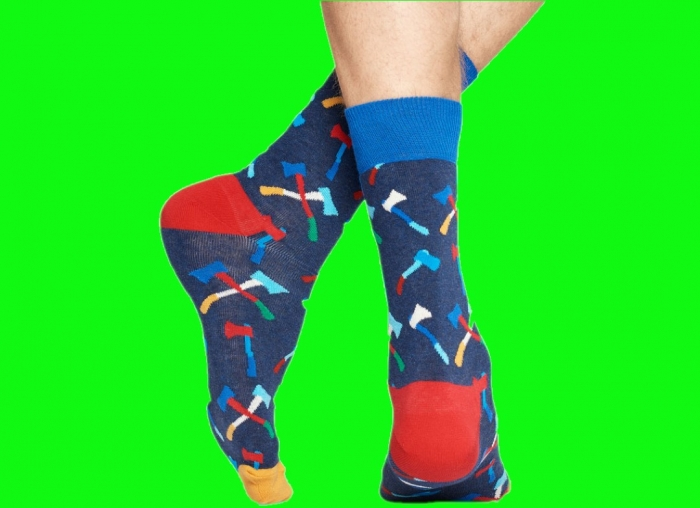 Sosete Happy Socks Axe Socks 0