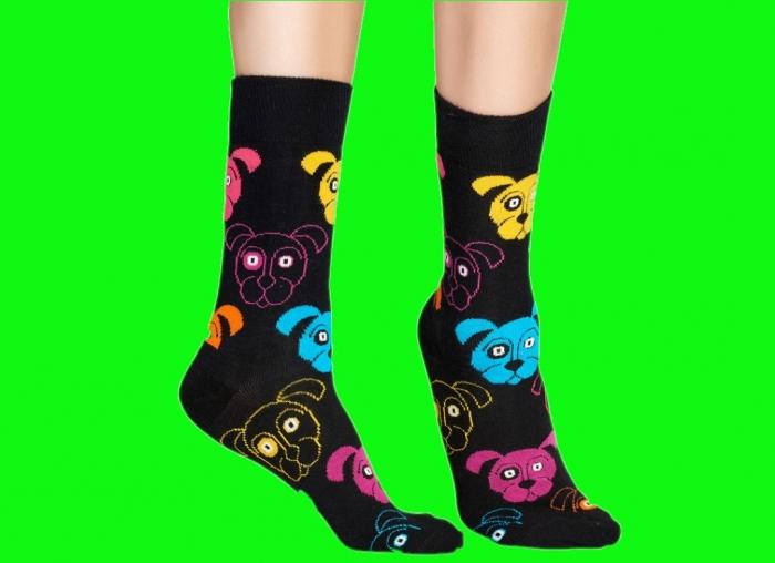 Sosete Happy Socks Dog Sock