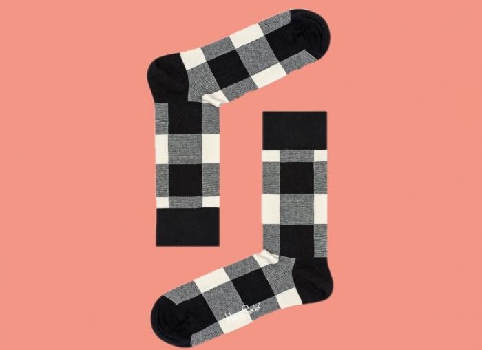 Set Sosete Happy Socks Duo Pattern 1