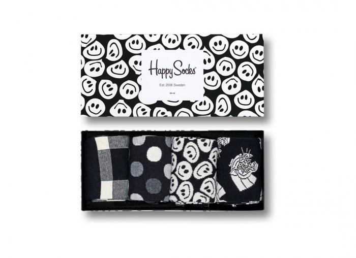 Set Sosete Happy Socks Duo Pattern 5