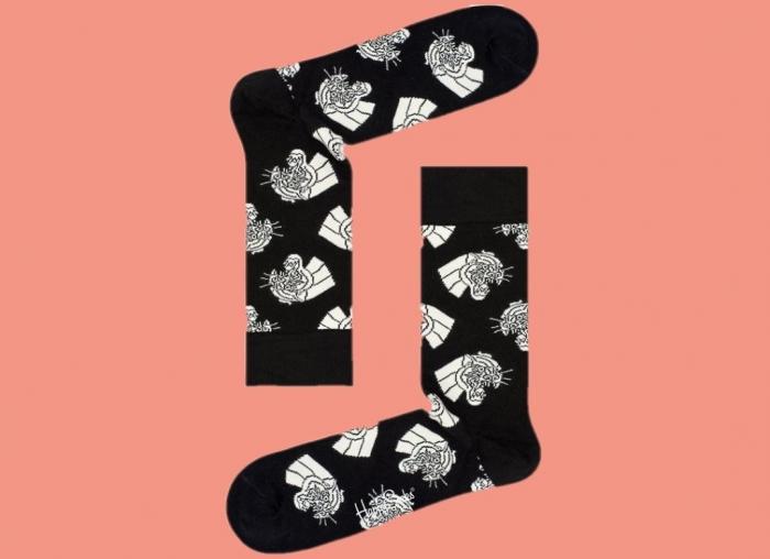 Set Sosete Happy Socks Duo Pattern 4