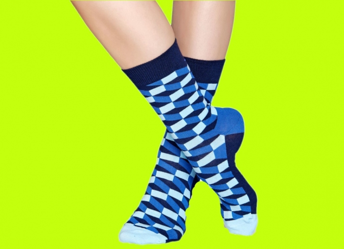 Sosete Happy Socks optice 3