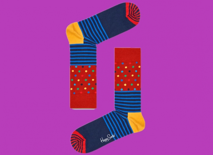 Sosete Happy Socks Stripes and Dots 2