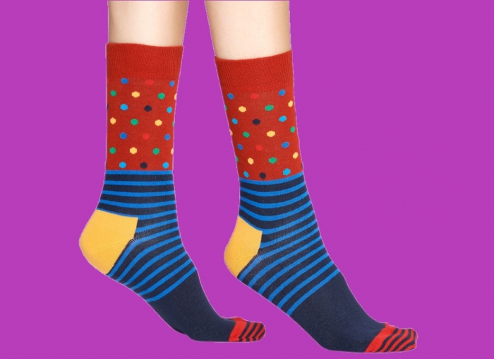 Sosete Happy Socks Stripes and Dots 1