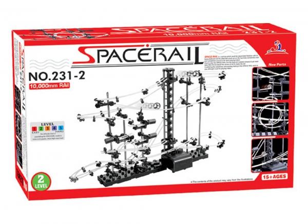 Space Rail Nivelul 2