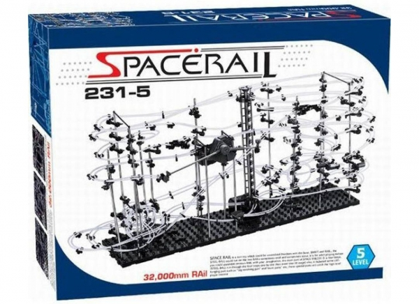 Space Rail Nivelul 5
