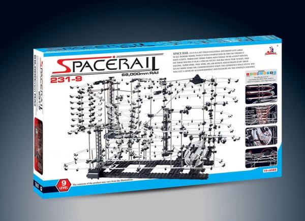 Space Rail Nivelul 9 8