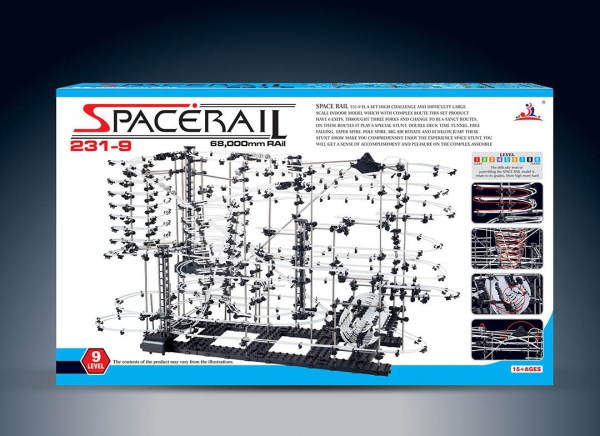 Space Rail Nivelul 9
