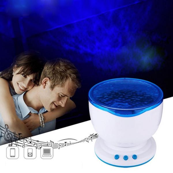 Speaker Ocean Projector 8