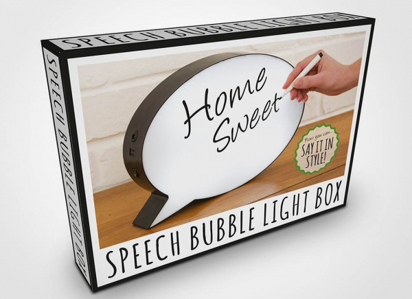 Speech Bubble Light