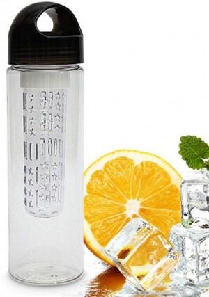 Sticla de apa cu infuzor de fructe 2
