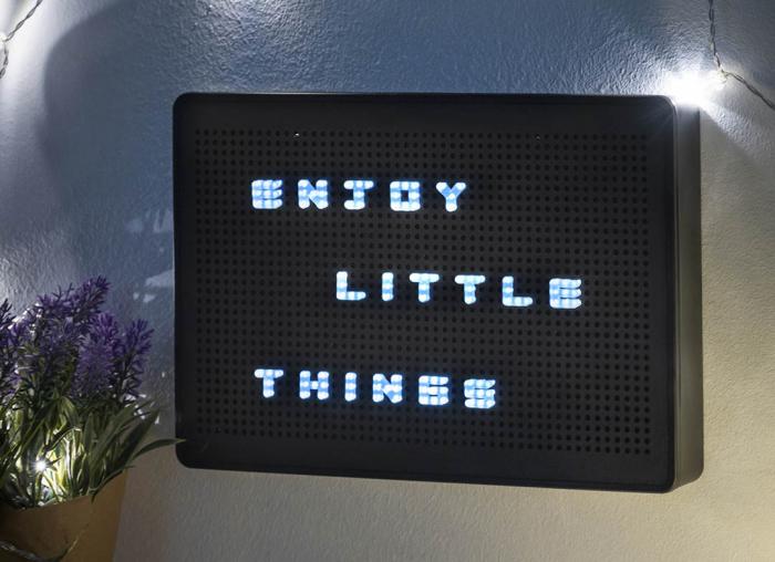 Tabla pentru mesaje personalizate 1
