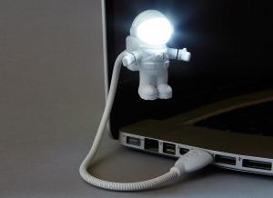 Lampa USB Astronaut