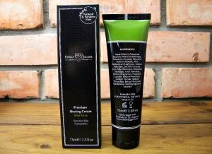 Crema pentru barbierit Aloe Vera 75ML, Edwin Jagger1