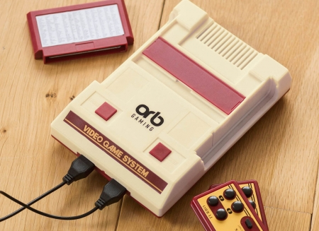 Consola de jocuri retro1