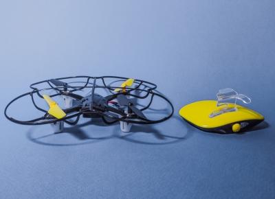 Drona Cu Senzor de Miscare1