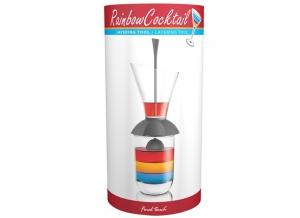 Gadget pentru cocktailuri multicolore