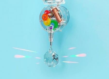 Generator de Curcubeu cu Cristal Swarovski0
